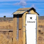 Inbound, Outbound, Outhouse